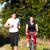 Велоспорт · бег · фитнес · счастливым · пожилого - Сток-фото © kzenon
