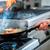 tűz · tűzoltó · lehetséges · férfi · munka · háttér - stock fotó © kzenon