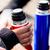 mão · garrafa · vinho · tinto · etiqueta · Itália - foto stock © kzenon
