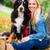cane · animale · felicità · amicizia - foto d'archivio © kzenon