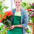 florist working in flower shop stock photo © kzenon