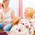 gynécologue · Consulting · femme · contraception · méthode · contrôle · des · naissances - photo stock © kzenon