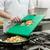 szakács · hotel · étterem · konyha · főzés · kezek - stock fotó © kzenon