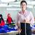 tekstil · kumaş · fabrika · iş · moda · teknoloji - stok fotoğraf © kzenon