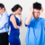 young chinese boy suffering from parents divorce stock photo © kzenon