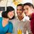 ázsiai · barátok · elvesz · képek · mobiltelefon · két · férfi - stock fotó © Kzenon