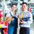 indonezyjski · włókienniczych · fabryki · asian · pracownika · szycia - zdjęcia stock © kzenon