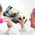 dentist explaining x ray to patient stock photo © kzenon