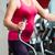 человека · женщину · крест · тренер · спортзал · спорт - Сток-фото © kzenon