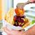 kebab · hot · vers · ingrediënten · vriendelijk · turks - stockfoto © Kzenon