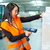 работник · пакет · склад · логистика · женщины · жилет - Сток-фото © Kzenon