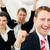 オフィス · 成功 · ビジネスの方々 ·  · 楽しい - ストックフォト © kzenon