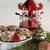hintaló · rusztikus · karácsony · dekoráció · öreg · fából · készült - stock fotó © laciatek