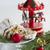 noix · gâteau · crème · chocolat · restaurant · rouge - photo stock © laciatek