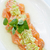 lazac · zöldhagyma · mártás · hal · narancs · szín - stock fotó © LAMeeks