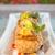 crabe · gâteaux · maïs · servi · haut · alimentaire - photo stock © LAMeeks