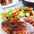 鶏 · 焼き · マリネ · 混合 · ジャム - ストックフォト © LAMeeks