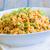 sült · rizs · disznóhús · gyors · tele · táplálkozás - stock fotó © lameeks