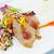 食用 · 花 · ナッツ · ソース · 食品 · 魚 - ストックフォト © LAMeeks