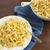 カニ · サラダ · パスタ · 卵 · 人参 · 玉葱 - ストックフォト © LAMeeks