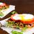 blt · sandwich · vers · eigengemaakt · spek · sla - stockfoto © lameeks