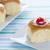 krem · peynir · krema · tatlı · meyve · suyu - stok fotoğraf © LAMeeks