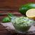 tradicional · mexicano · abacate · molho · mesa · de · madeira · comida - foto stock © lana_m