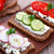 pomodoro · pane · fresche · mozzarella · formaggio · olio · d'oliva - foto d'archivio © lana_m