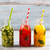 detox fruit infused water stock photo © lana_m
