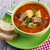 Traditional cabbage soup stock photo © Lana_M