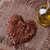 ブラウン · シード · 油 · ボウル · 健康 · 液体 - ストックフォト © lana_m