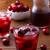свежие · фрукты · Вишневое · пить · прозрачный · стекла · Кубок - Сток-фото © lana_m