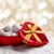 boter · amandel · cookies · tabel · geschenk · beker - stockfoto © lana_m