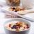 здорового · мюсли · завтрак · орехи · изюм · высушите - Сток-фото © lana_m