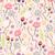 シームレス · フローラル · パターン · 花 · 花 · 春 - ストックフォト © lapesnape