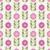 rosa · primavera · verano · flores · patrón · fondo - foto stock © lapesnape