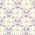 kleurrijk · harten · geometrisch · patroon · vector · meetkundig · driehoek - stockfoto © lapesnape