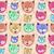 Baby · Kinder · Gesichter · Vektor · Familie - stock foto © lapesnape