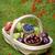 frutas · de · verão · mirtilos · cerejas · maçãs · peras · morangos - foto stock © leeavison