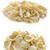 orecchiette and penne pasta isolated stock photo © leeavison