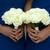 цветы · букет · свадьба · женщины · роз - Сток-фото © leeavison