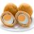 яйца · изолированный · традиционный · пластина · белый · свежие - Сток-фото © leeavison