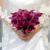 novia · ramo · lirios · púrpura · Lily - foto stock © leeavison