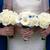 novia · boda · aumentó · ramo · de · la · boda · manos - foto stock © leeavison