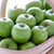 green granny smith apples in a trug stock photo © leeavison