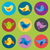 madarak · különböző · számítógép · autó · szeretet · bor - stock fotó © leedsn