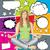 ingesteld · vrouw · mediteren · yoga · meisje · gezondheid - stockfoto © leedsn