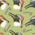 hoofd · mascotte · icon · illustratie · mythisch · dier - stockfoto © leedsn