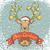 игрушками · плакат · снежинка · печать · колокола - Сток-фото © leedsn