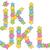 bilmece · alfabe · harfler · vektör · ayarlamak - stok fotoğraf © leedsn